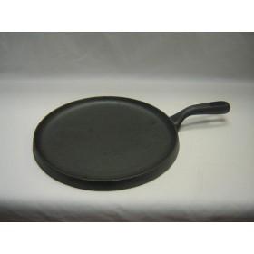 Cast Iron Tawa  (24cm X 1.8cm),4/C