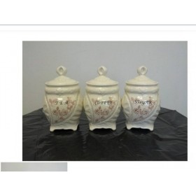 3PC Canister Set,6/C